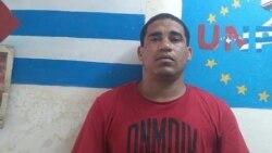 """Acusado de """"atentado"""" activista de UNPACU en Santiago de Cuba"""