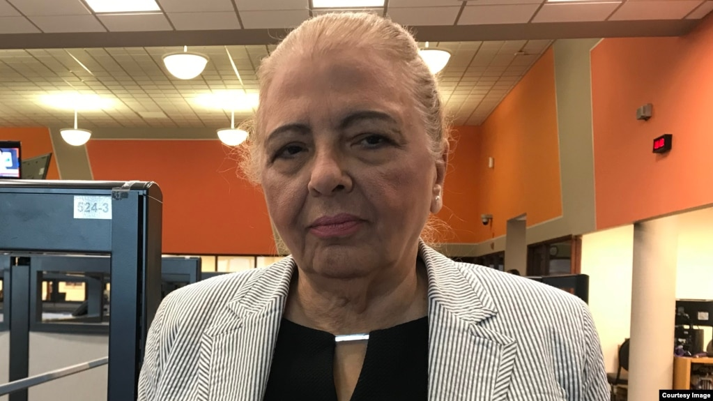 Martha Beatriz Roque. (Archivo)