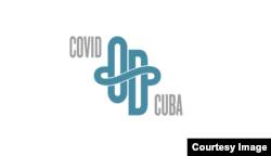 Logo de la aplicación móvil COVIDCuba, creada por el Observatorio Cubano de Derechos Humanos.