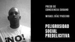 Trasladan de cárcel a preso político por segunda vez en una semana