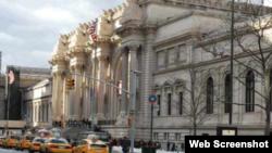 Museo Metropolitano de Nueva York.