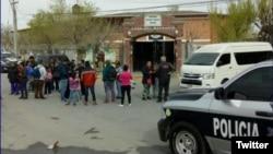 Alrededor de 80 de cada 100 personas que arriban cada día a la Casa del Migrante en Juárez son cubanos.