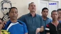 Esposa de Ferrer continúa pidiendo ayuda para su liberación