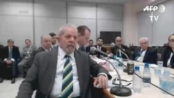 Lula da Silva irá a la cárcel tras dictamen del Tribunal Supremo Federal de Brasil