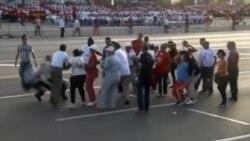 Arrestos en Cuba en medio de celebraciones por el 1 de Mayo