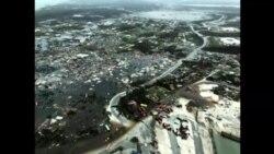 Tomas aéreas de la destrucción de Isla Abaco tras paso de huracán Dorian