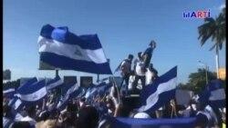 Primer programa de Televisión Martí dedicado a Nicaragua