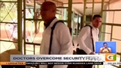 Citizen TV había entrevista a los cubanos secuestrados