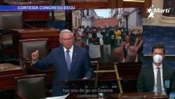 El senador Bob Menéndez pidió a los militares cubanos que no usen las armas contra su pueblo