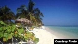 Playas de Cuba.