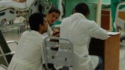 Disminuye en Cuba personal técnico y de enfermería dentro de sistema de salud