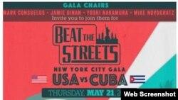 USA vs Cuba.