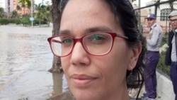 """Luz Escobar: """"Lo más notable del artículo de Granma es que omite información"""""""