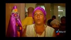 Miles de cubanos honran a San Lázaro cada 17 de diciembre