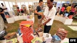 Feria Internacional del Libro de Cuba
