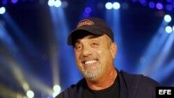 Billy Joel galardonado con Premio Gershwin a la Canción Popular