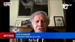 "Info Martí   Luis Almagro denuncia que Nicaragua se encamina a ""la peor elección posible"""
