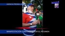 "Representantes de la sociedad civil en Cuba: Régimen esta instigando a ""una guerra civil"""