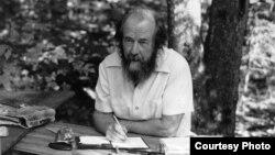Alexander Solzhenitsin en Vermont
