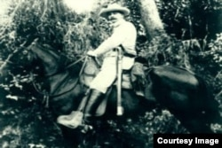 El General Machado en la Guerra de Independencia.