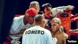 Jorge de Jesús Romero. (Foto de Twitter)