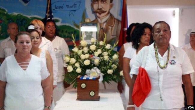 El último adiós a Zapata Tamayo