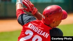 Lionard Kindelán deja Cuba y entrena en RD