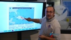 Pronostico del Huracán Irma para Cuba