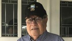 El brigadista Enrique Oviedo relata detalles del combate de Playa Larga