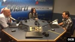 1800 Online con el escritor y periodista cubano Waldo Fernandez Cuenca.
