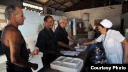 Cuba comedores obreros