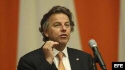El ministro de Exteriores de Holanda, Bert Koenders.