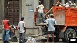 Habanero asegura que su ciudad es la más sucia de América