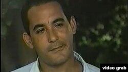 Alberto Pujols, en la serie televisiva cubana Día y noche.