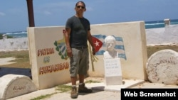 Rolando Rodríguez Lobaina, director de Palenque Visión.