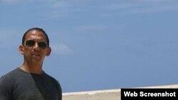 Rolando Rodríguez Lobaina, coordinador de Palenque Visión