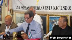 El Movimiento Democracia convoca a una protesta contra Carnival por política discriminatoria con cubanos.
