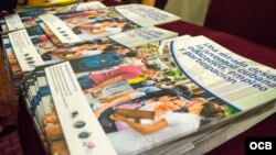 Informe de la Juventud Cubana 2019 en Lima, Perú