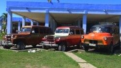 Privados asumen transporte de pasajeros en interior de Cuba