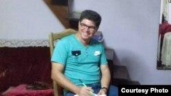 Juan Carlos Linares Balmaseda, periodista independiente y miembro de la Red de Cultura Inclusiva. Cuba. FOTO: Facebbok JLB.