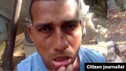 Reporta Cuba. Rurisán Ramirez. Foto: Geordanis Muñoz.