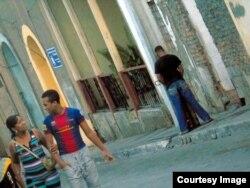 En cualquier esquina, a cualquier hora, encuentras personas orinando (Foto Cubanet: Daniel R. D)