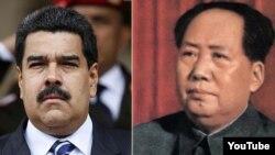 Maduro - Mao