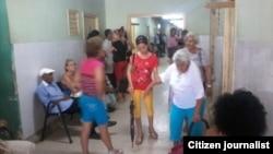 Reporteros ciudadanos denuncian dificultades en hospitales cubanos