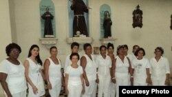 Niegan demanda a Damas de Blanco