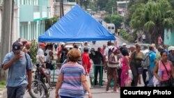 FOTOGALERIA. Preparativos en Santiago de Cuba
