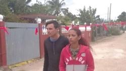 Declaraciones de Osiel Morales sobre situación de Yanelis Deuz Durán