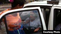 Detenciones en una concentración en el Día de los Derechos Humanos (14ymedio).