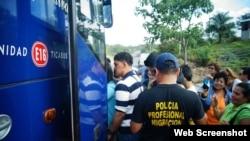 Costa Rica refuerza su frontera con Panamá