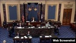 Audiencia en el Senado sobre propuesta de otorgar TPS a venezolanos en EEUU.